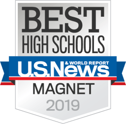 US News and World Report Top 20 Ranked Magnet School in Florida